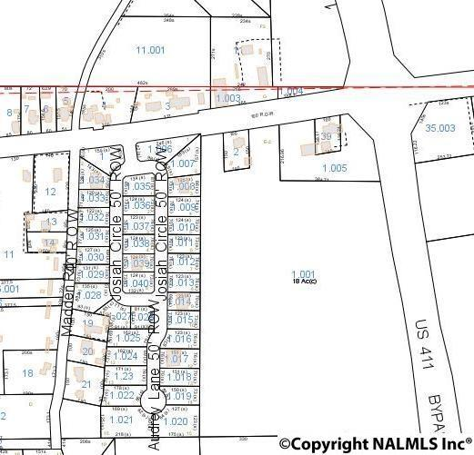 Lot 2B Josiah Circle, Centre, AL 35960 (MLS #1069982) :: RE/MAX Alliance