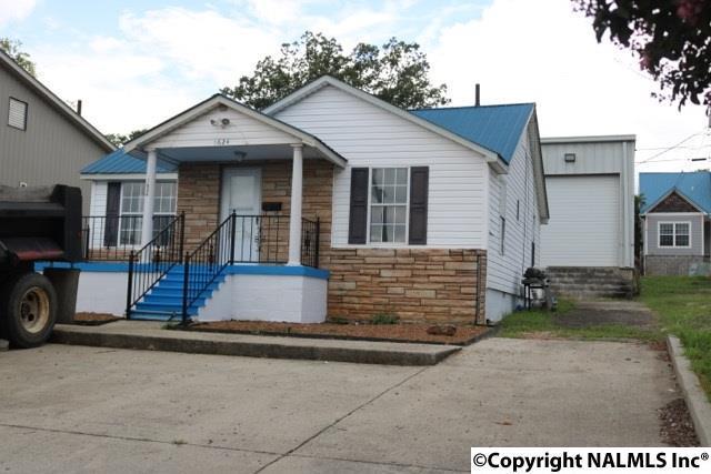 1624 Blount Avenue, Guntersville, AL 35976 (MLS #1076287) :: RE/MAX Distinctive | Lowrey Team