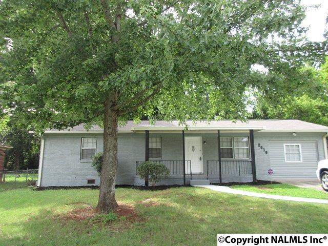 2619 Landsdale Drive, Huntsville, AL 35810 (MLS #1076393) :: RE/MAX Distinctive | Lowrey Team