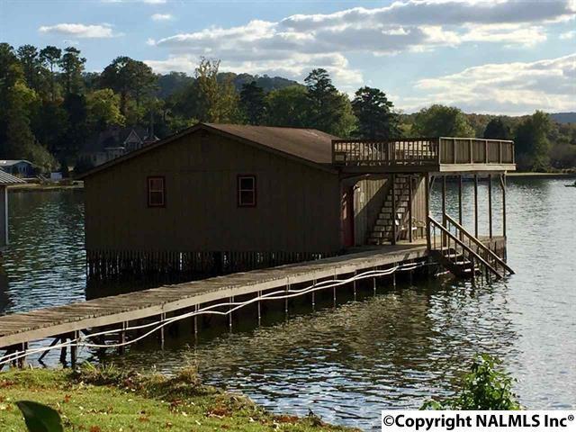 2401 Wyeth Drive, Guntersville, AL 35976 (MLS #1076540) :: Amanda Howard Real Estate