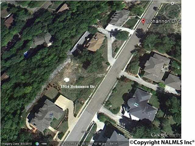 1514 Bohannon Drive, Huntsville, AL 35802 (MLS #1078274) :: Intero Real Estate Services Huntsville