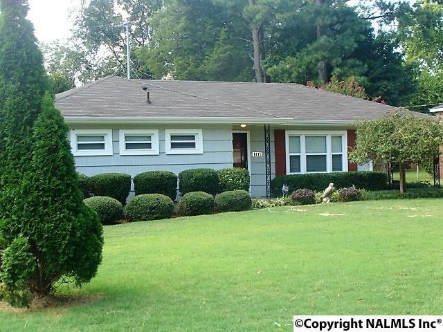 1415 10TH AVENUE, Decatur, AL 35601 (MLS #1078734) :: Capstone Realty