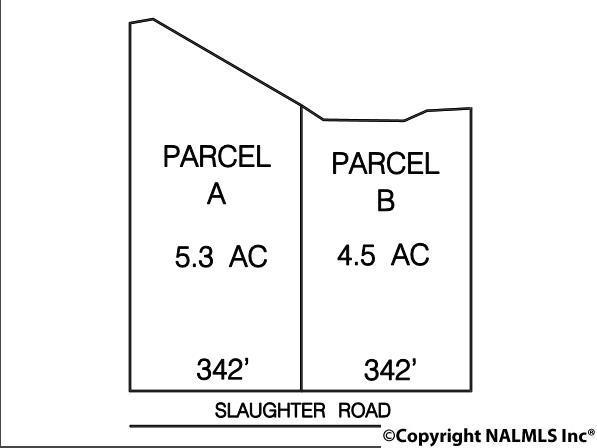 887 Slaughter Road Parcel B, Huntsville, AL 35804 (MLS #1079113) :: RE/MAX Alliance