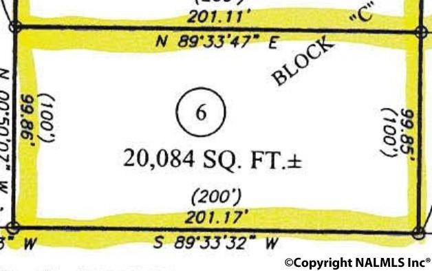 Lot 6C Morrison Street, Centre, AL 35960 (MLS #1080960) :: Amanda Howard Real Estate™