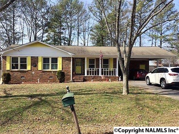 503 Ann Street, Albertville, AL 35950 (MLS #1081408) :: Amanda Howard Real Estate™