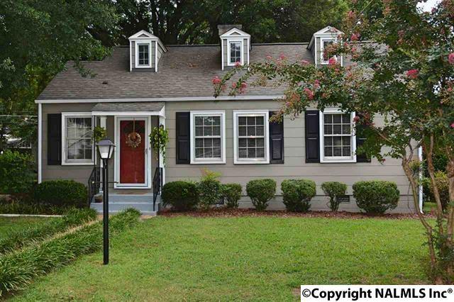 105 Kent Road, Huntsville, AL 35801 (MLS #1081838) :: Amanda Howard Real Estate™