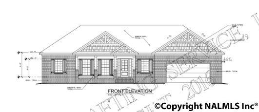 108 Retriever Run, Hazel Green, AL 35750 (MLS #1082236) :: Capstone Realty