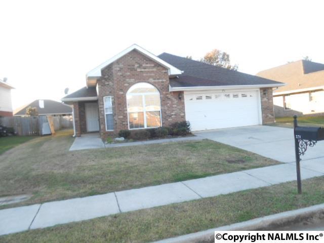 271 Shadow Court, Huntsville, AL 35824 (MLS #1082540) :: Amanda Howard Real Estate™