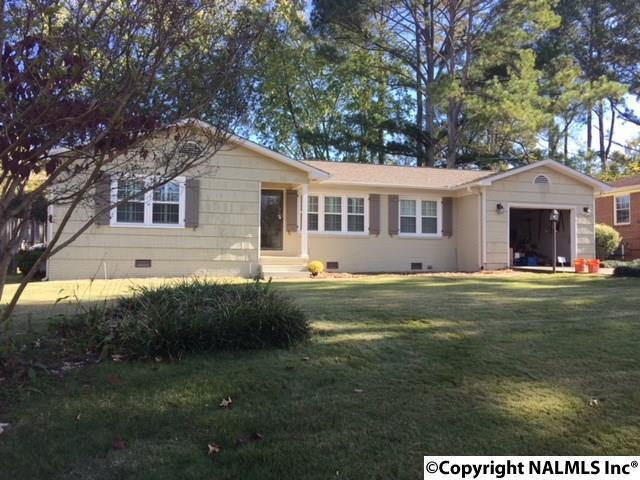 1501 Owens Drive, Huntsville, AL 35801 (MLS #1082570) :: Amanda Howard Real Estate™