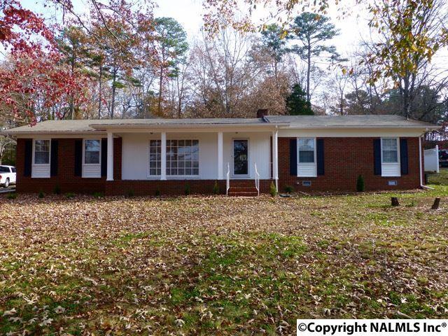 1599 Bob Jones Road, Scottsboro, AL 35769 (MLS #1083305) :: Amanda Howard Real Estate™