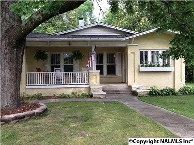 507 S Market Street, Scottsboro, AL 35768 (MLS #1084273) :: Amanda Howard Real Estate™