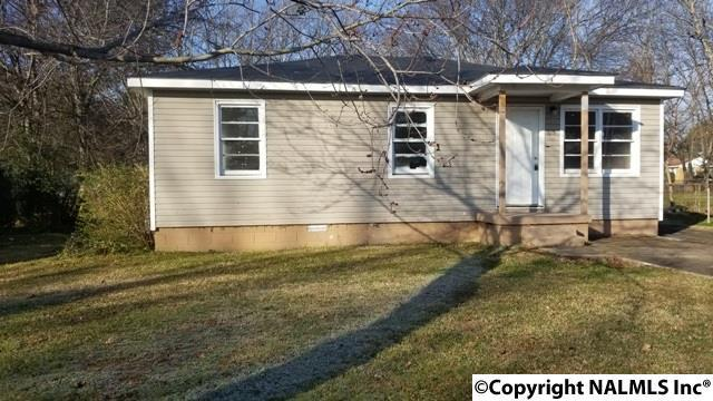 1615 Armstrong Street, Huntsville, AL 35816 (MLS #1084777) :: Amanda Howard Sotheby's International Realty