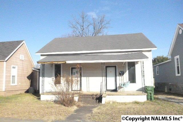 803 Halsey Avenue, Huntsville, AL 35801 (MLS #1085092) :: RE/MAX Alliance