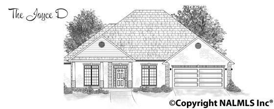 4314 Willow Bend Lane, Owens Cross Roads, AL 35763 (MLS #1085106) :: Legend Realty