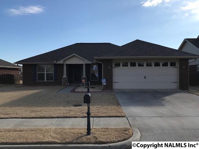 2653 Ashtynn Place, Huntsville, AL 35803 (MLS #1085569) :: Amanda Howard Real Estate™