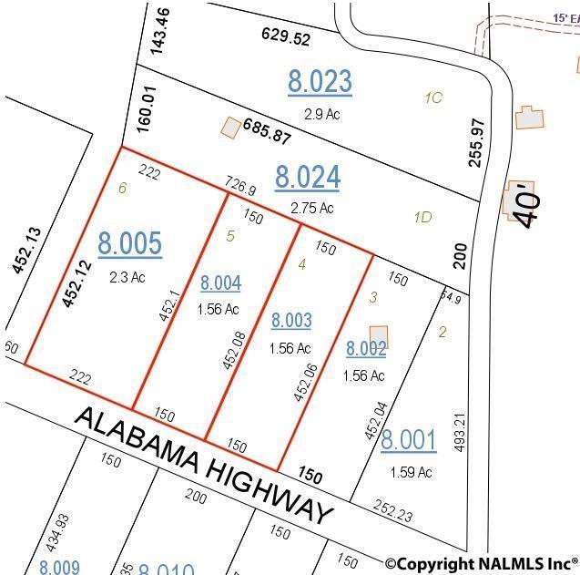 3202 Alabama Highway 117, Mentone, AL 35984 (MLS #1085606) :: Amanda Howard Real Estate™