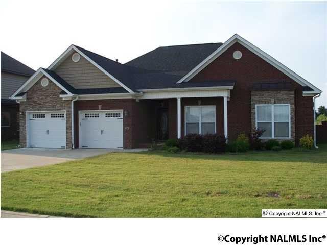 26 Canterbrook Drive, Trinity, AL 35673 (MLS #1085955) :: Amanda Howard Real Estate™