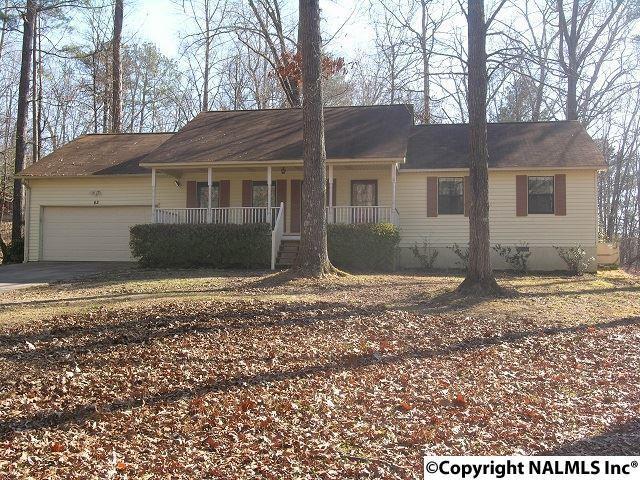 62 Wildwood Way, Somerville, AL 35670 (MLS #1087024) :: RE/MAX Distinctive | Lowrey Team