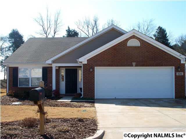 126 Carillo Lane, Toney, AL 35773 (MLS #1087219) :: Intero Real Estate Services Huntsville