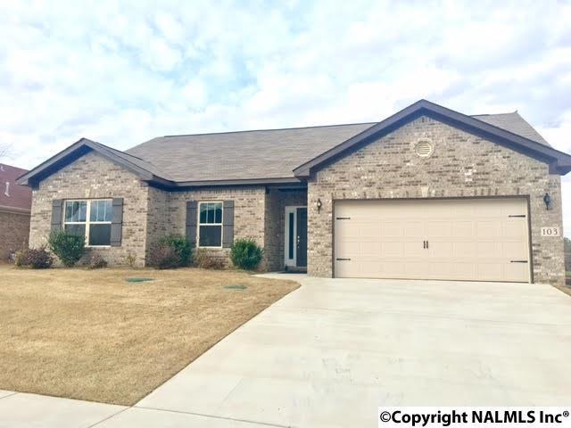 103 Engineer Court, Harvest, AL 35749 (MLS #1087516) :: Amanda Howard Real Estate™