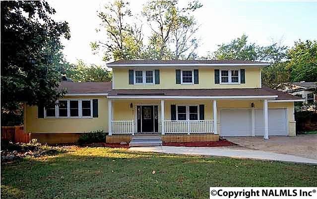 405 Cumberland Drive, Huntsville, AL 35803 (MLS #1088011) :: Amanda Howard Real Estate™
