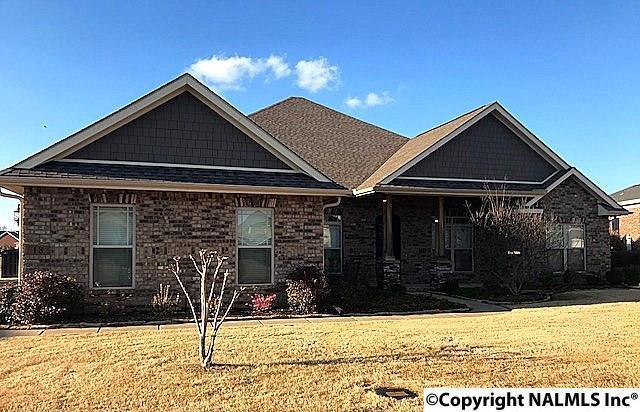 18 SW Walnut Cove Boulevard, Huntsville, AL 35824 (MLS #1088650) :: Capstone Realty