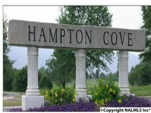 2709 Muir Woods Drive, Hampton Cove, AL 35763 (MLS #1090041) :: Amanda Howard Sotheby's International Realty