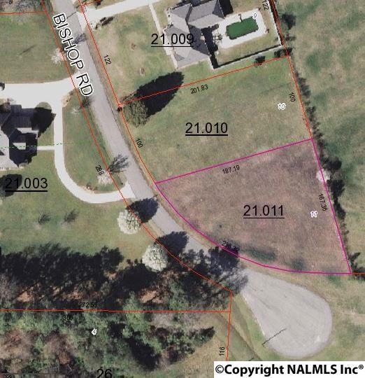 0 Bishop Road, Albertville, AL 35951 (MLS #1090810) :: RE/MAX Alliance