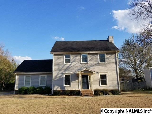 2509 Weatherstone Road, Huntsville, AL 35803 (MLS #1091703) :: RE/MAX Distinctive | Lowrey Team