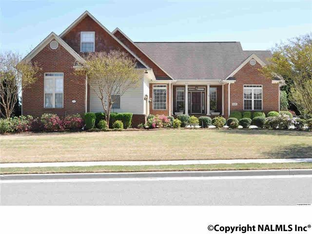 4810 Saddle Ridge Drive, Owens Cross Roads, AL 35763 (MLS #1092095) :: Intero Real Estate Services Huntsville