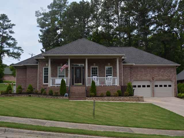 3317 Cedarhurst Drive, Decatur, AL 35603 (MLS #1094934) :: Capstone Realty