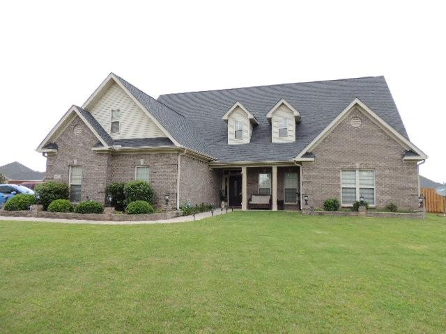 341 Weatherford Drive, Madison, AL 35757 (MLS #1094991) :: Eric Cady Real Estate