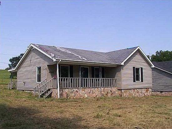 4003 Old Memphis Pike, Tuscumbia, AL 35646 (MLS #1098977) :: Amanda Howard Sotheby's International Realty