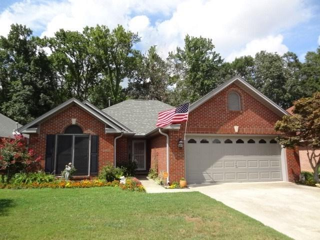 3012 Concord Lane, Decatur, AL 35603 (MLS #1100183) :: Amanda Howard Sotheby's International Realty