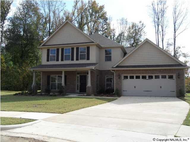 136 Autumn Haven Lane, Madison, AL 35758 (MLS #1100845) :: Capstone Realty