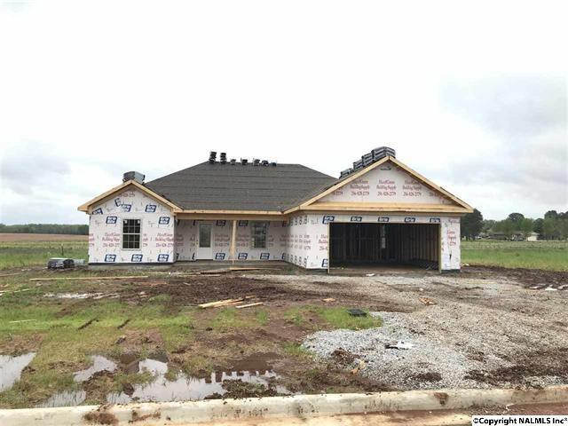 112 Creekwood Drive, Hazel Green, AL 35750 (MLS #1101115) :: Capstone Realty