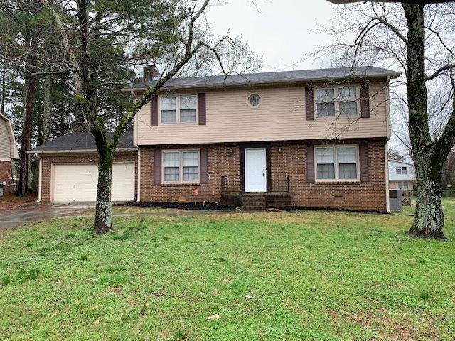 3918 Gardenside Drive, Huntsville, AL 35810 (MLS #1112665) :: Amanda Howard Sotheby's International Realty