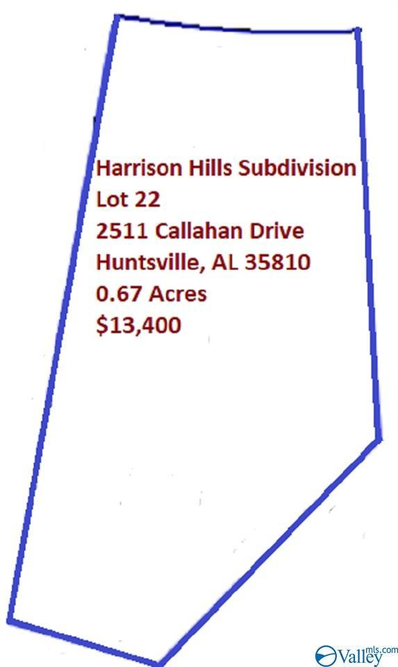 2511 Callahan Drive, Huntsville, AL 35810 (MLS #1117766) :: Intero Real Estate Services Huntsville