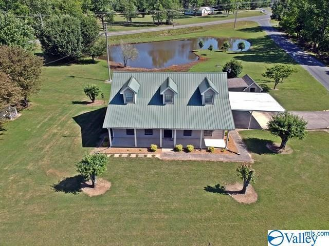 101 County Road 789, Ider, AL 35981 (MLS #1119416) :: Capstone Realty