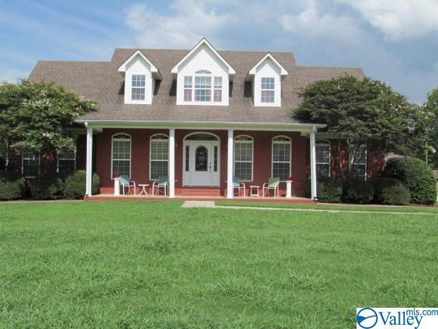 1836 Woodall Road, Decatur, AL 35603 (MLS #1123733) :: Legend Realty
