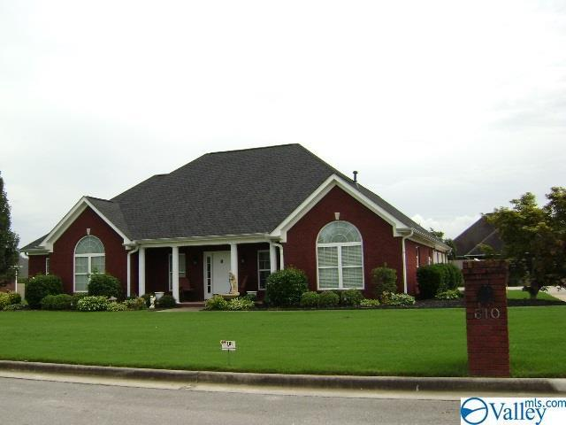 610 Morning Glory Drive, Hartselle, AL 35640 (MLS #1124014) :: Amanda Howard Sotheby's International Realty