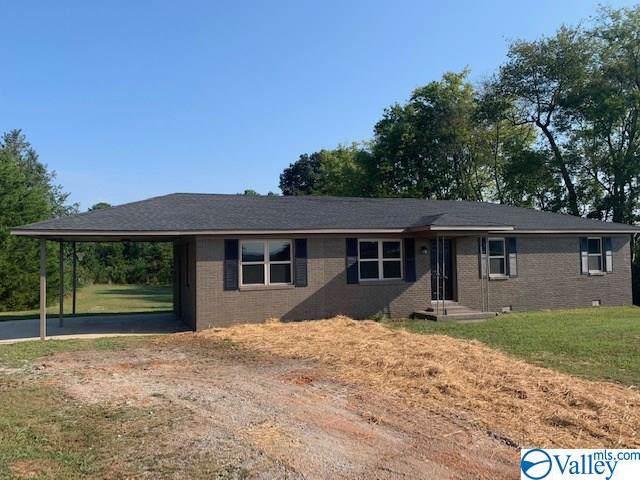 1307 County Road 439, Hillsboro, AL 35643 (MLS #1127954) :: Amanda Howard Sotheby's International Realty