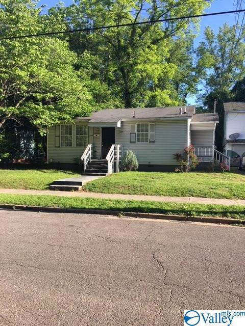 1423 Alabama Street, Gadsden, AL 35901 (MLS #1128249) :: Amanda Howard Sotheby's International Realty