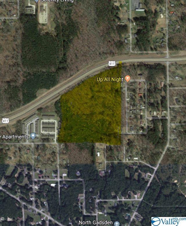 0 Highway 411, Gadsden, AL 35901 (MLS #1128447) :: RE/MAX Distinctive | Lowrey Team
