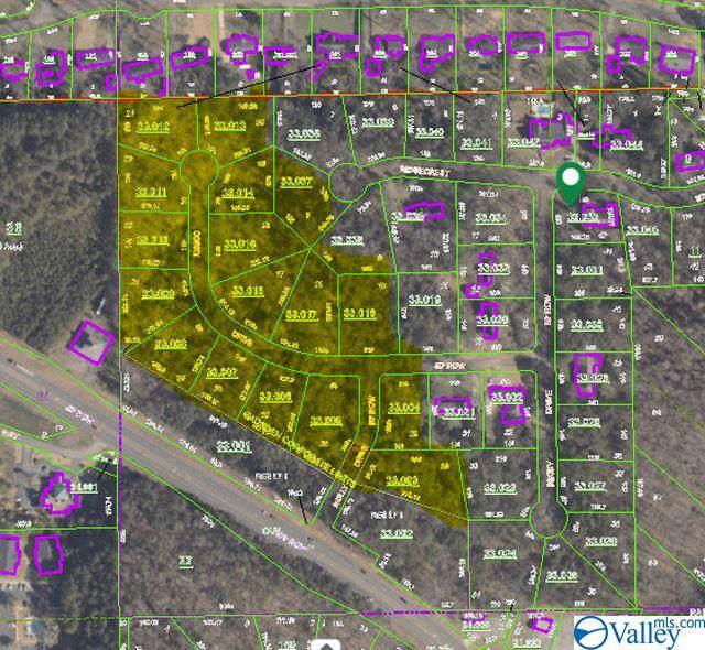 Ridgecrest Road, Gadsden, AL 35901 (MLS #1128452) :: MarMac Real Estate
