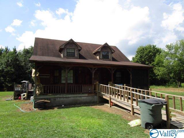 1456 Paint Rock Road, New Hope, AL 35760 (MLS #1129100) :: RE/MAX Distinctive | Lowrey Team