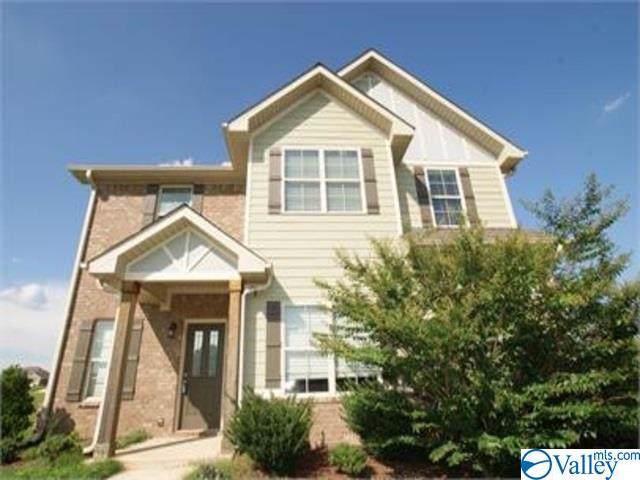 7601 Ashor Drive, Huntsville, AL 35806 (MLS #1129394) :: Capstone Realty