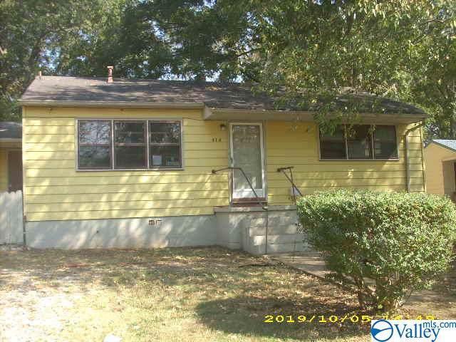 414 Plymouth Road, Huntsville, AL 35811 (MLS #1130363) :: Capstone Realty