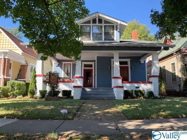 711 Holmes Avenue, Huntsville, AL 35801 (MLS #1130738) :: Legend Realty