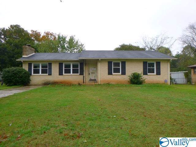 2606 Landsdale Drive, Huntsville, AL 35810 (MLS #1131560) :: Amanda Howard Sotheby's International Realty